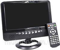 Автомобильный портативный телевизор OPERA 9 дюймов с Т2  LCD цветной монитор