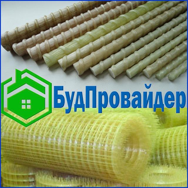 Стеклопластиковая композитная арматура и сетка