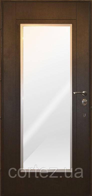 Входная дверь Люкс модель 117