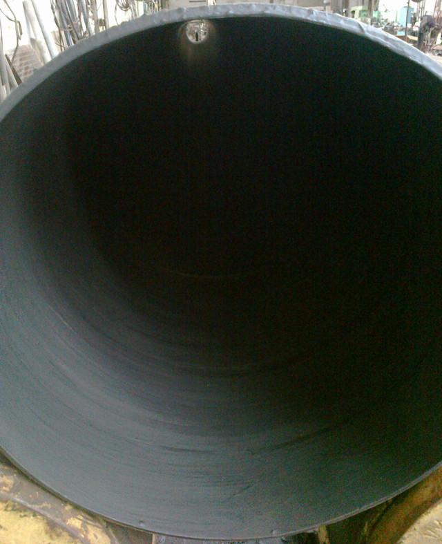 Труба 426мм. ГОСТ 10704 изолированная липкой полимерной лентой с внутренней изоляцией Кремнийорганической композицией КОК