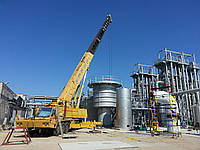 Автокран GROVE TM-1500 Г/П 127 тонн