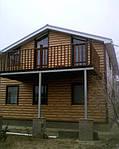 Собственное производство Металлический блок хаус (Block House)