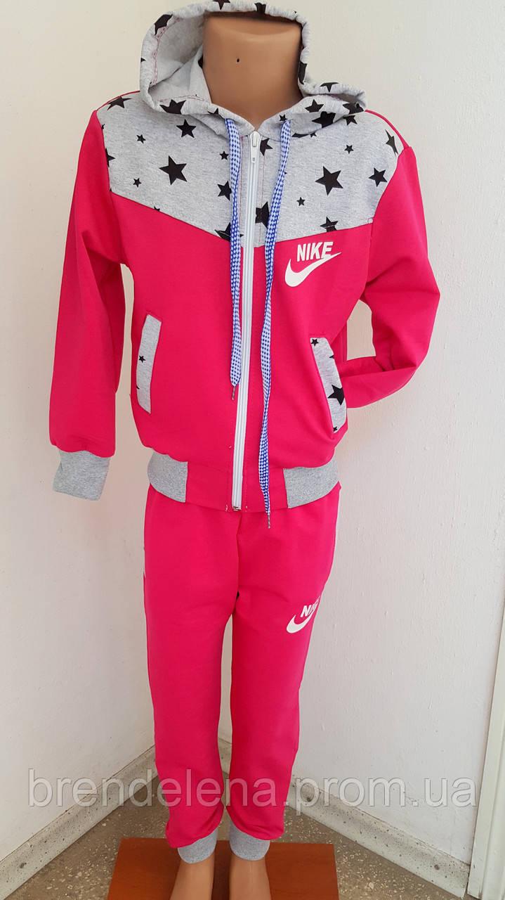 Спортивний костюм для дівчинки( Зірка малина) 5-6 років