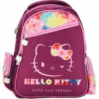 Портфель для первоклассницы Hello Kitty Kite.