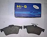 Тормозные колодки задние  Renault Megane II, Laguna