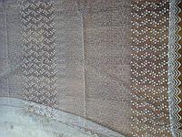 Тюль фатин вышивка Паутинка, фото 1