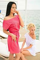Повседневное летнее платье ВХ 886073