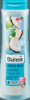 Крем-пена для ванной Цветок Ваикики и кокос Balea Creme Bad Waikiki Coconut, 750 ml