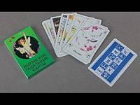 Цыганские гадальные карты 36 шт+инструкция с описаниями раскладов
