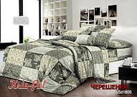 Семейный набор хлопкового постельного белья из Ранфорса №1818805 KRISPOL™
