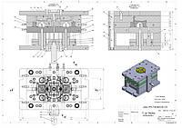 Подготовка полного комплекта конструкторской документации