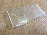 Прозрачный силиконовый чехол 0.3мм для Xiaomi MI 5S Plus