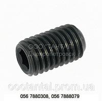 Винт установочный с засверленным концом под шестигранный ключ ГОСТ 28964-91, DIN 916, ISO 4029