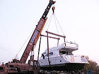 Автокран KATO NK- 750YS  Г/П 75 тонн