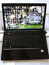 Ноутбук LENOVO G580 4ГБ Intel Pentium 2.10GHz 2ядра