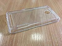 Прозрачный силиконовый чехол для Xiaomi Redmi 3s(Pro)