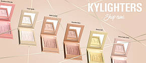 Хайлайтер Kylie Pressed Illuminating Powder  румяна-хайлайтер от Kylie реплика, фото 2