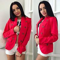 Женский модный пиджак ОВ 88132