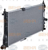Радиатор охлаждения Daewoo Nexia Koreastar