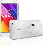 Смартфон ORIGINAL Asus Zenfone Zoom (ZX551ML) White (4Gb/64GB; 4x2.5GHz; 3000 mAh)