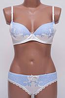 Роскошный комплект женского нижнего белья Weiyesi с трусиками 80B W9955-3-80B