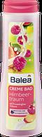 Крем-пена для ванной Малина и Персик Balea Creme Bad Himbeertraum, 750 ml
