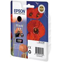 Картридж EPSON 17 black (для XP103/ 203/ 207) (C13T17014A10)