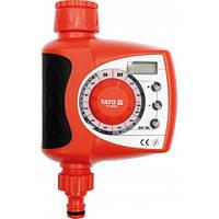 Электронный таймер для управления подачи воды YATO (DW)