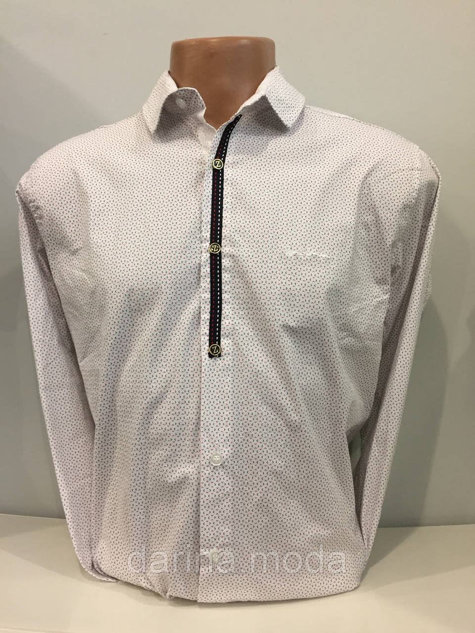 Мужская рубашка 2XL