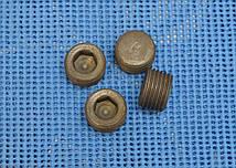 Заглушка  М12x1,5 DIN 906