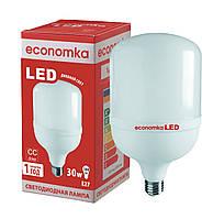 Светодиодная лампа высокомощная Economka LED, 30w 4200K