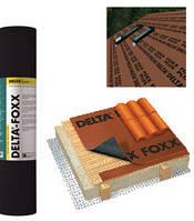 Диффузионная мембрана для пологих крыш со сплошным настилом DELTA®-FOXX