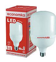 Светодиодная лампа высокомощная Economka LED, 40w 4200K