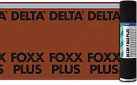 Диффузионная мембрана для пологих крыш со сплошным настилом DELTA®-FOXX PLUS