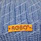Комплект шапка с помпоном и шарф (хомут-тунель) для мальчика Agbo (Польша), подкладка хлопок, 832, фото 6