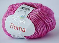 Акриловая пряжа 3D Roma Rozetti pink