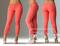Батальные укороченные брюки  ОА-88161 (бат)