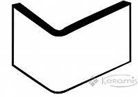 Ragno угол Ragno Eden 7x19 angolo bianco (R0NV)
