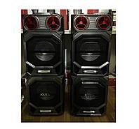 Активная акустика KVG V-262 500w (USB/Bluetooth/Радиомикрофоны)