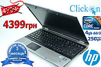 Ноутбук HP ProBook 6550b core i5 / 4gb/ 250gb/Radeon hd/ Гарантия 3 мес!