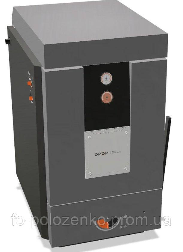 Монтаж твердотопливного котла (до 30 кВт)
