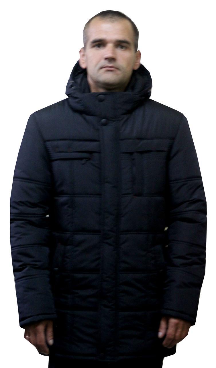 Чоловіча куртка великих розмірів