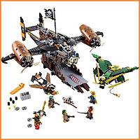 Конструктор Лего Ниндзяго Цитадель Lego Ninjago 70605