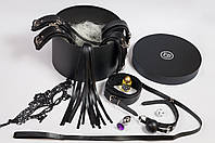 Pleasure Box Black - секс набор БДСМ. Яркий секс.