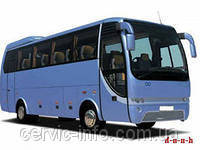 Пассажирские перевозки автобусами в Донецке