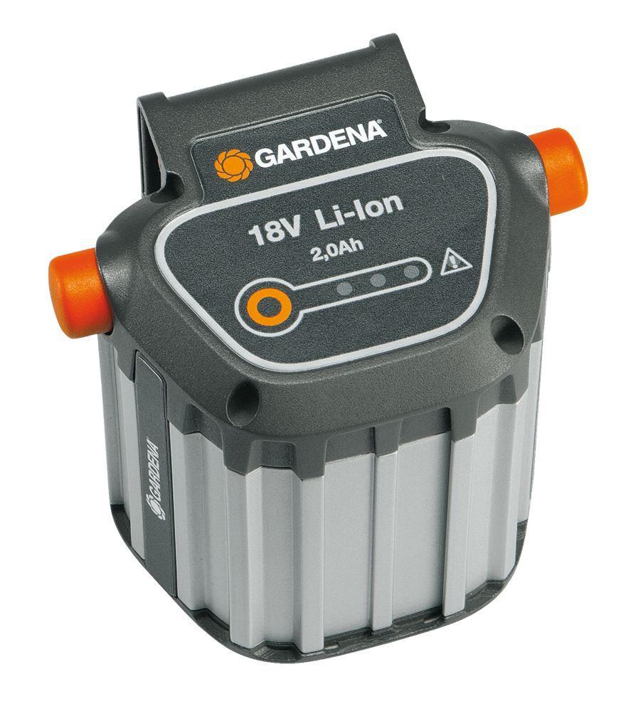 Акумулятор BLI-18 18В, 2,6 Ah, Li-Ion Gardena