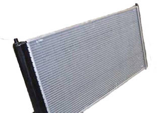 Радиатор кондиционера Forza / Форза a13-8105010