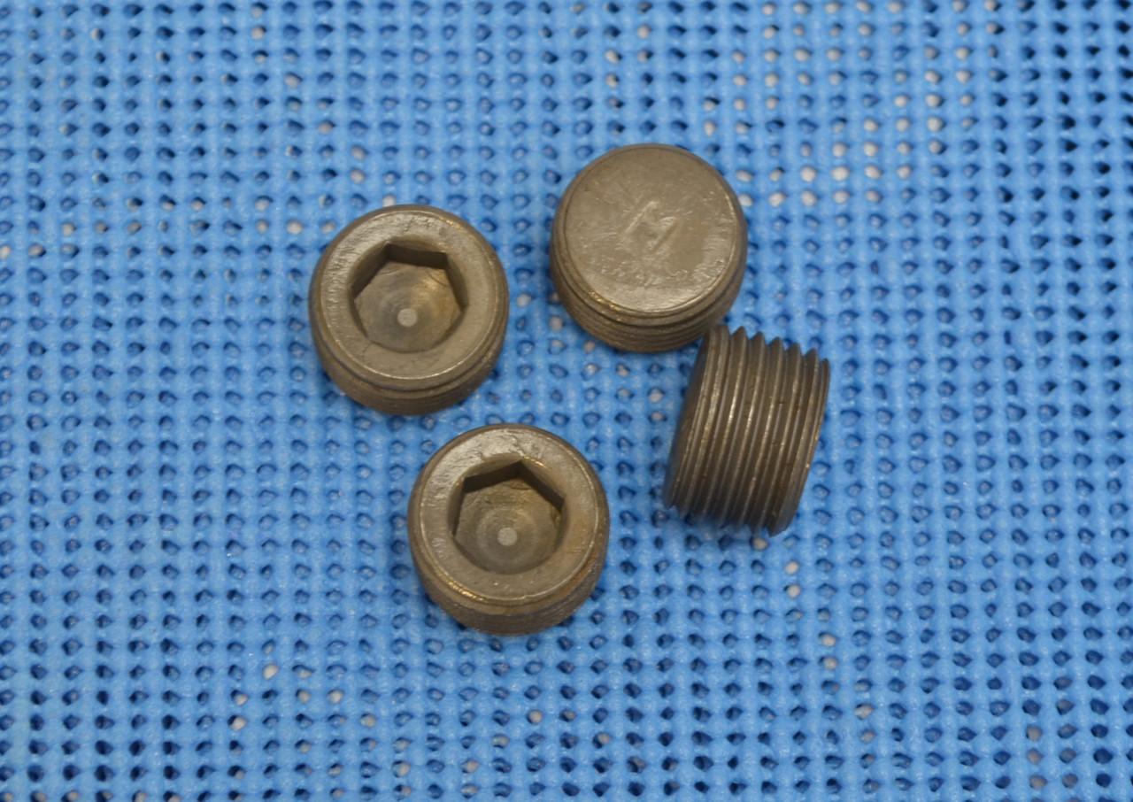 Заглушка  М16x1,5 DIN 906