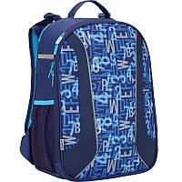 Рюкзак школьный каркасный (ранец) 703 Alphabet K17-703M-3