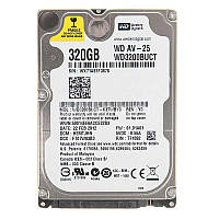 Винчестер 320GB Western Digital WD3200BUCT SATA III, 5400rpm,16MB, 2,5""